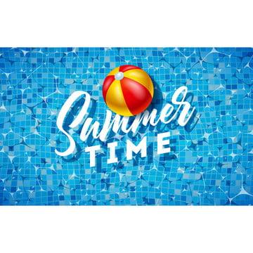 수첩 플라이어 초대 포스터 또는 카드 여름 해변 볼 수 있습니다 이 가게 수영장 물 배경벡터 여름 방학 디자인 템플릿 명목으로 , 닻, 예술, 배경 배경 이미지