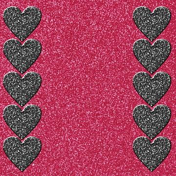 hati cinta perhiasannya sempadan , Latar Belakang, Perhiasannya, Hati imej latar belakang