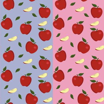 apple buah buahan manis lancar corak , Apple, Epal, Seni imej latar belakang