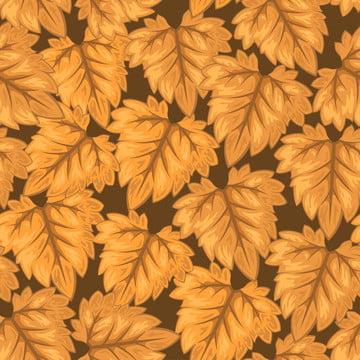 秋の葉秋のシームレスなパターンベクトル , 抄録, アート, 秋 背景画像