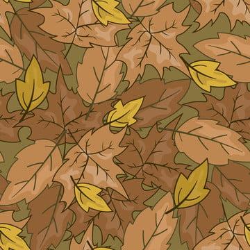 シームレスなパターン , 秋, 背景, 美しい 背景画像