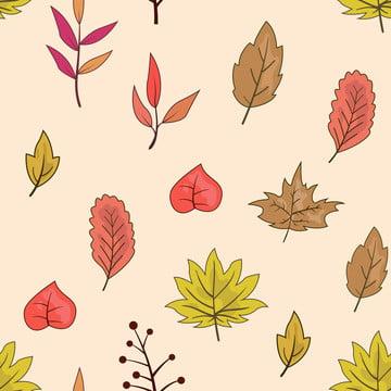 शरद ऋतु पत्ते पैटर्न , शरद ऋतु, पृष्ठभूमि, सुंदर पृष्ठभूमि छवि