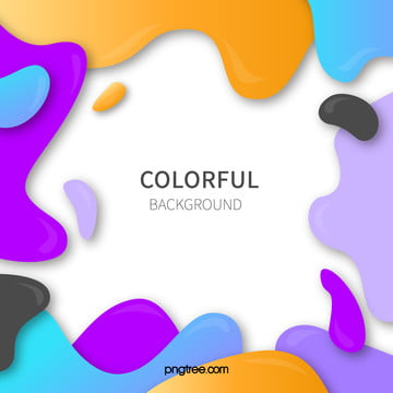 background of active colored wavelike curve , Color Collision, Curve Background, Vitality Background image