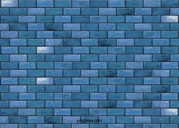 ब्लू असली ईंट की दीवार पृष्ठभूमि, यथार्थवाद, दीवार पेंट, दीवार सीवन पृष्ठभूमि छवि