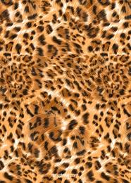 갈색 표범 무늬 배경 , 갈색, 무늬, 꽃무늬 배경 이미지