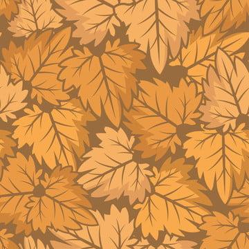 秋の葉シームレスパターン , 抄録, アート, 秋 背景画像