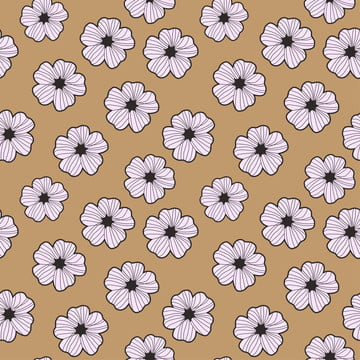फूल पत्ती स्त्री विषय निर्बाध पैटर्न , कला, पृष्ठभूमि, सुंदर पृष्ठभूमि छवि