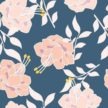 花瓣粉紅色背景 , 復古, 設計, 花束 背景圖片
