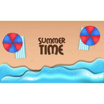 你好暑假旅行沙從頂視圖與烏姆貝爾 , 摘要, 背景, 海灘 背景圖片