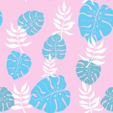 monstera पत्ते हल्के पैटर्न , Aloha, कला, पृष्ठभूमि पृष्ठभूमि छवि