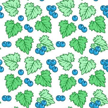 manis buah blueberry lancar corak , Seni, Latar Belakang, Berry imej latar belakang