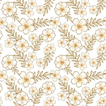 復古花瓣無縫模式 , 葡萄酒, 花瓣, 裝飾 背景圖片