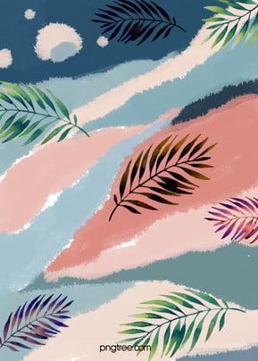 Màu nền Watercolour viridis Cây Màu Nước Hình Nền