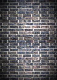 逼真磚牆效果貼圖背景設計 , 圖案, 平鋪, 效果 背景圖片