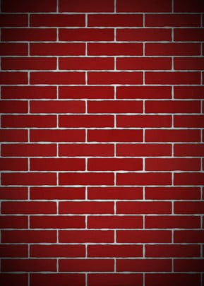background design of red brick wall mapping , Pattern, Tiling, Effect Background image