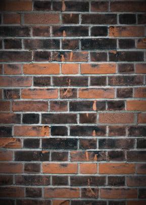 簡單平鋪磚牆貼圖背景設計 , 圖案, 牆面, 平鋪 背景圖片