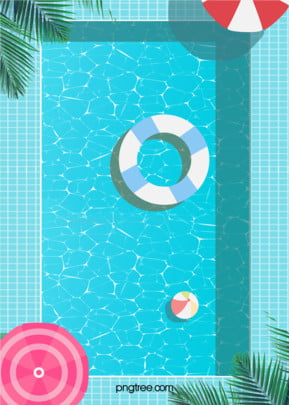fresh summer and summer water wave poster background , Summer, Summertime, Wave Background image
