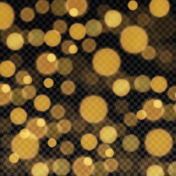 सार परिपत्र स्वर्ण bokeh चमक के साथ पारदर्शी पृष्ठभूमि , सार, कला, पृष्ठभूमि पृष्ठभूमि छवि