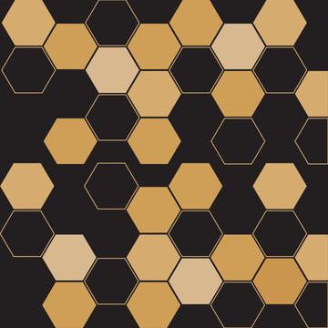 nền giấy họa màu đen và vàng , Abstract, Nghệ Thuật., Nền Ảnh nền