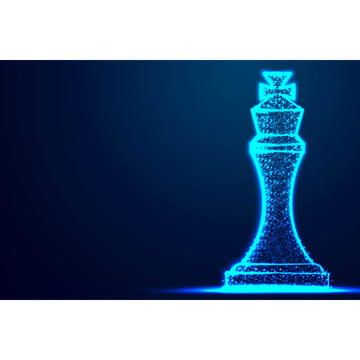 бизнес   страсбург каркасная конструкция рамы шахматного короля полигона синий , резюме, искусство, справочная информация Фоновый рисунок