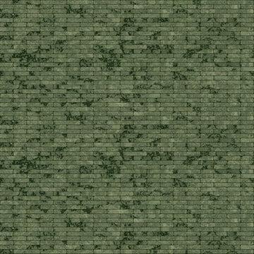 이끼 brickwall 배경 , 배경, 벽돌, Brickwall 배경 이미지