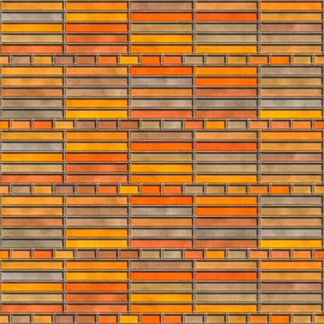 귤 쪽 brickwall 배경 , 배경, 벽돌, Brickwall 배경 이미지