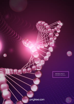 background of scientific and technological chain of biological gene dna , Dna Chain, Molecular Structure, Cosmetics Background image