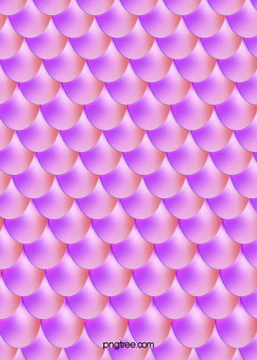 pink gradual stereo mermaid scale background , Reflective Light, Pattern, Gradient Background image
