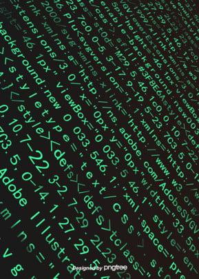 programming code blue green character dark background , Character, Number, Deep Background Background image