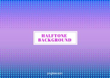 紫発光ハーフトーンのグラデーションの背景, ハーフトーン, 大気, ファッション 背景画像