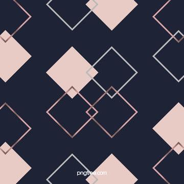 vàng hồng sáng tạo nền vuông chéo , Hình Hình Học, Hình Học Chồng Chéo, Sáng Tạo. Ảnh nền