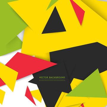 वेक्टर अमूर्त पृष्ठभूमि रंग के साथ पीले  हरे  काले और लाल , सार, विज्ञापन, कला पृष्ठभूमि छवि