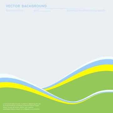 उड़ता या वेक्टर सार हरे रंग लहराती पृष्ठभूमि डिजाइन विवरणिका , सार, कला, पृष्ठभूमि पृष्ठभूमि छवि