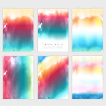 उड़ता या बैनर tem वेक्टर सार रंग पानी बादल विवरणिका , सार, कलात्मक, पृष्ठभूमि पृष्ठभूमि छवि