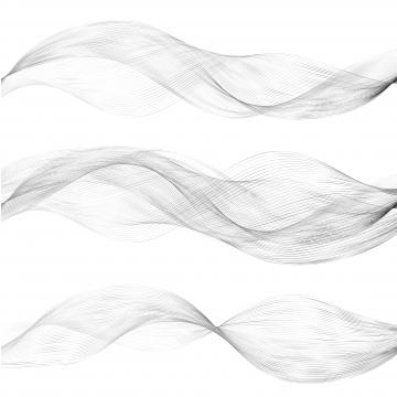 ベクトル抽象的な波の要素灰色の煙 , 抄録, 抽象化, 背景 背景画像