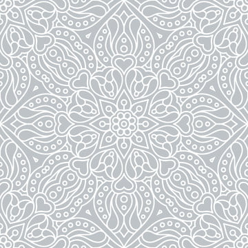 abstract ethnic floral seamless pattern , Pattern, Abstract, Ornament Background image