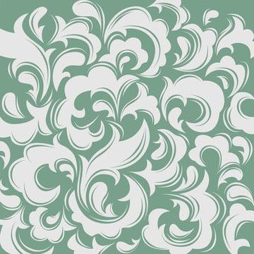 ग्रे पुष्प फूल पैटर्न के साथ पृष्ठभूमि मुद्रण के लिए दीवार सजावट , सार, प्राचीन, कला पृष्ठभूमि छवि