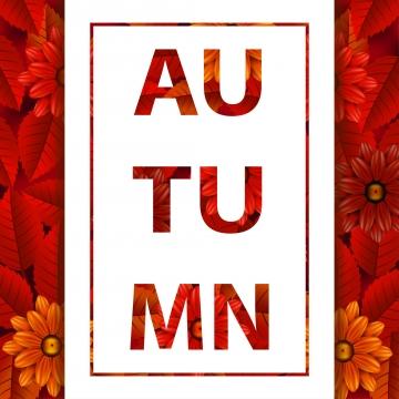 शरद ऋतु के फूल पत्ती पृष्ठभूमि पाठ , सार, शरद ऋतु, पृष्ठभूमि पृष्ठभूमि छवि
