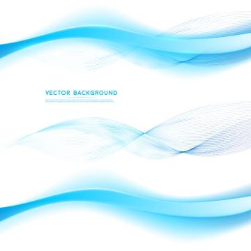 導航與藍色煙或波浪設計的抽象白色背景 , 背景, 矢量, 波 背景圖片