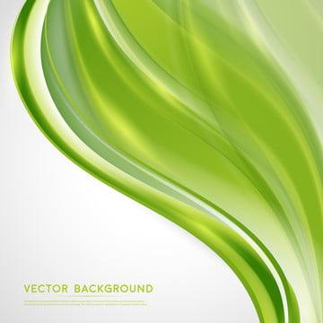 वेक्टर सार सफेद पृष्ठभूमि के साथ हरे रंग लहराती चमकदार डे , सार, पृष्ठभूमि, पृष्ठभूमि पृष्ठभूमि छवि