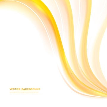 वेक्टर सार सफेद पृष्ठभूमि के साथ पीले रंग लहराती डिजाइन , सार, पृष्ठभूमि, पृष्ठभूमि पृष्ठभूमि छवि