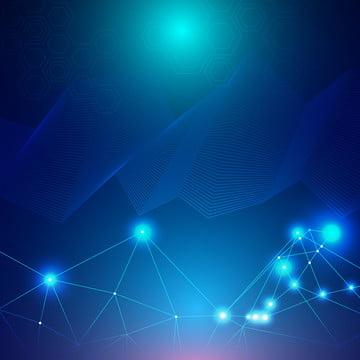 nền trừu tượng với các tế bào hình tam giác để vẽ họa tiết màu xanh tươi với nói dối trên nền tối , Abstract, Trừu Tượng, Nước Ảnh nền