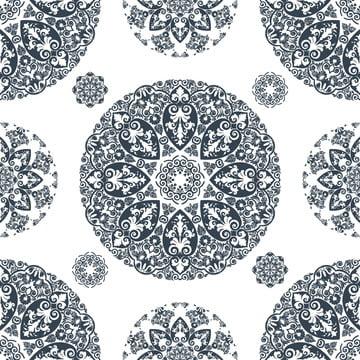 優雅的花邊復古無縫模式 , 花邊, 矢量, 無縫模式 背景圖片