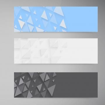 ベクトルバナーやヘッドの色青灰色の背景と三角形やポリゴンの抽象的な幾何学的なデザインとヘッドセット , 3 D, 抄録, 背景 背景画像