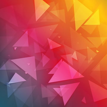 vector color background with abstract polygon triangles  templat , Pattern, Abstract, Background Background image