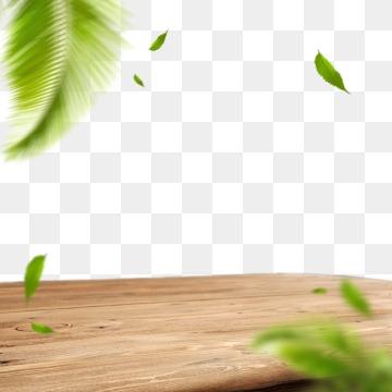 緑の葉と木製ボードの板 , 広告する, 背景, 背景 背景画像