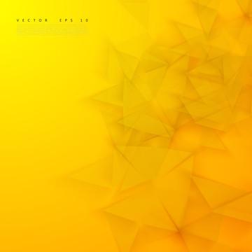 latar belakang dengan corak geometri yang abstrak atau tex vektor kuning , 3d, Abstrak, Seni imej latar belakang
