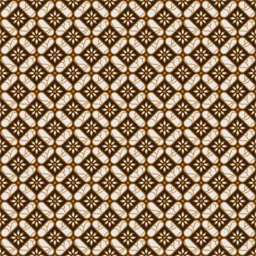 विंटेज जातीय इंडोनेशियाई batik ज्यामितीय आकृतियों के साथ निर्बाध पैटर्न , सार, अफ्रीकी, एज़्टेक पृष्ठभूमि छवि