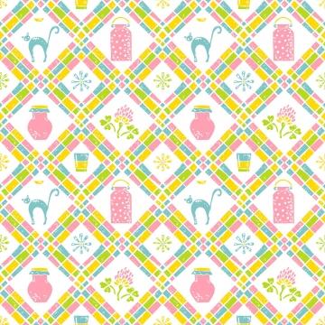 우유 원활한 패턴 수 고양이 , 완벽 한 패턴, 우유, 암소 배경 이미지