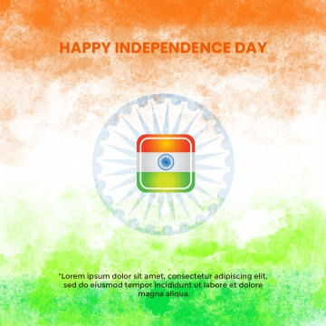 भारत के स्वतंत्रता दिवस का जश्न मनाने ग्रीटिंग पृष्ठभूमि , अशोक, अगस्त, पृष्ठभूमि पृष्ठभूमि छवि
